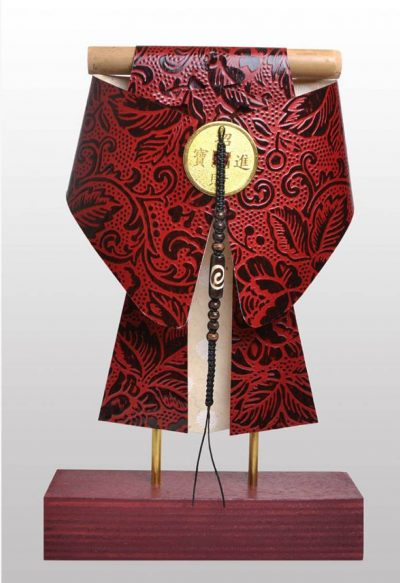 """bé j. birza – """" kimono chique """" – hoogte 30 cm."""