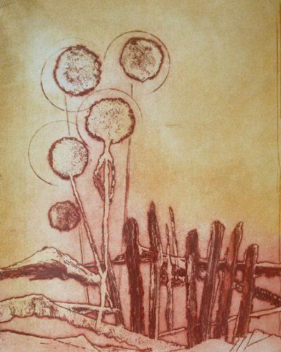 "jan montyn – "" les tournesols "" ets – 1992"